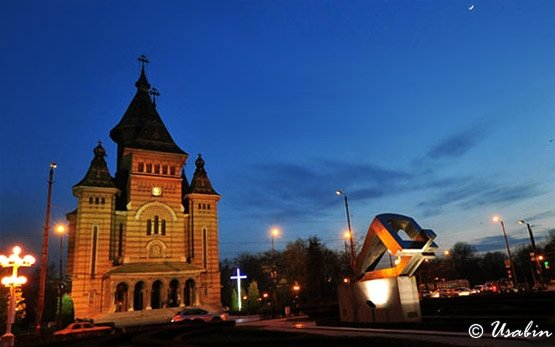 Church in Timisoara