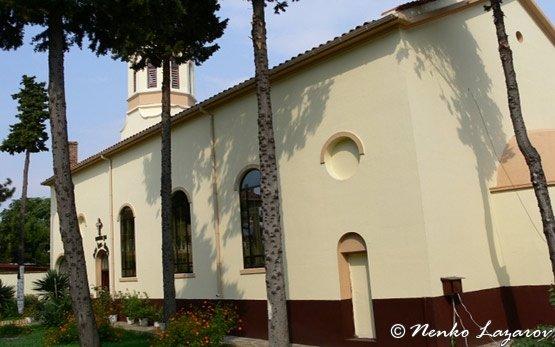 Церковь - Царево