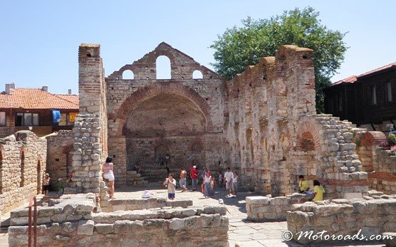 Church Ruins, Old Town of Nessebar