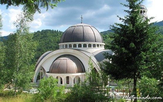Church St Visarion Smolyanski, Smolyan