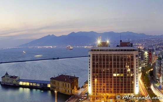City of Izmir, Turkey