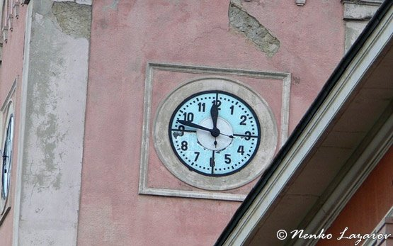Clock Tower - Stara Zagora
