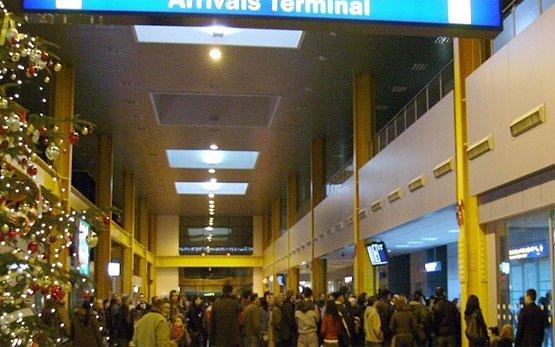 Аэропорта Клуж-Напока - Румыния