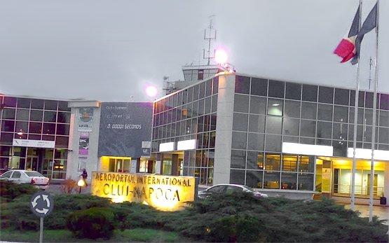 Международното летище Клуж-Напока