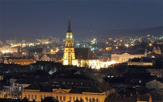 Клуж-Напока - Румыния
