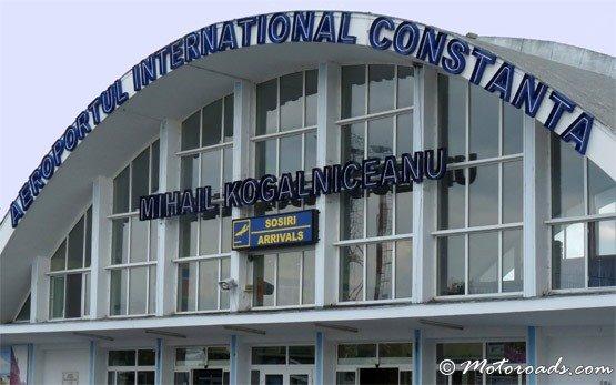 Констанца Mihail Kogălniceanu аэропорт