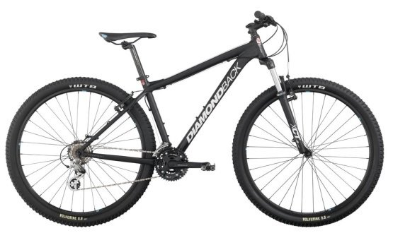 Diamondback Overdrive mountain bicycle rental in Sardinia  Italy