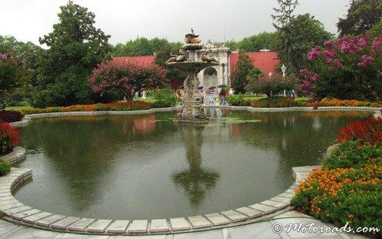 Дворец Долмабахче - Бешикташ