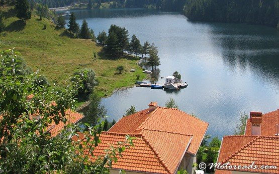 Dospat Lake