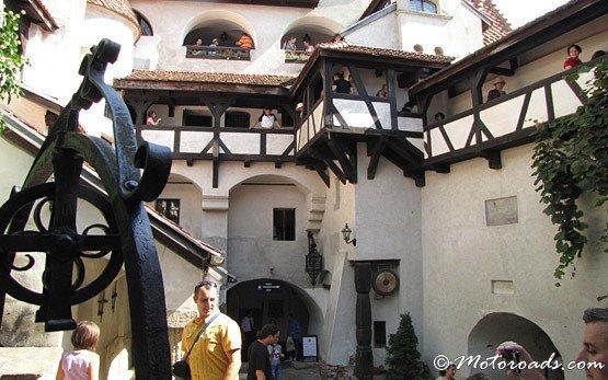 Замок Дракулы - Бран