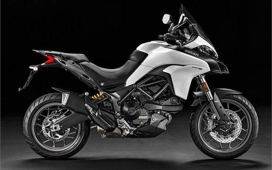 Дукати Мултистрада - мотоциклет под наем в Ница