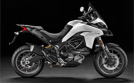 Ducati Multistrada 950 - alquilar una motocicleta en Split