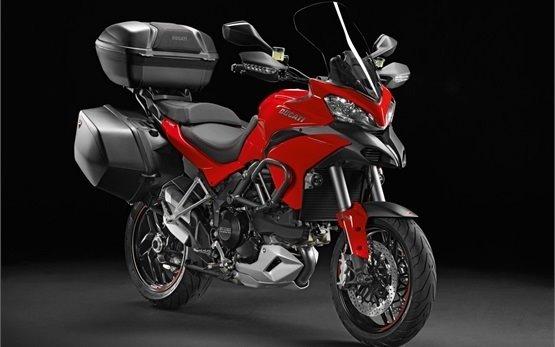 Ducati Multistrada 1200 - alquiler de motos en Cannes
