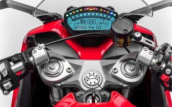 Ducati Суперспорт - наем на мотоциклет Флоренция