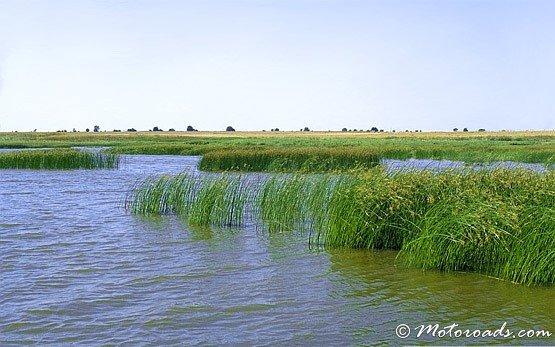 Дуранкулак озеро - Дуранкулак