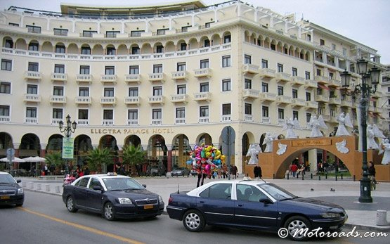 Electra Palace Hotel in Thessaloniki