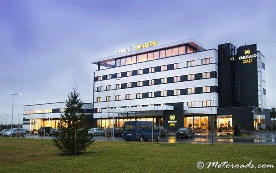 Эмеральд отель - Прищина
