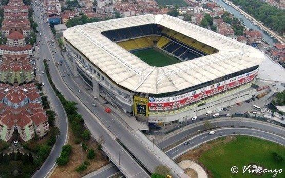 Fenerbahce Sukru Saracoglu Stadium, Kadikoy