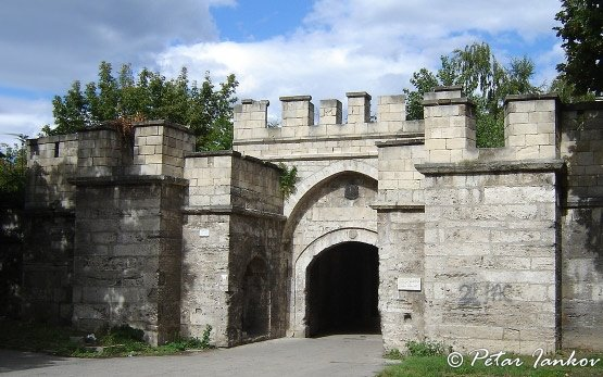 Fortress gate Vidin