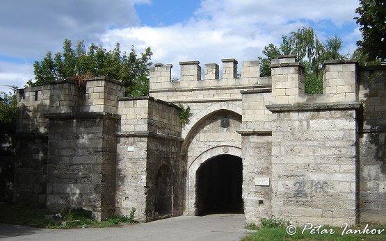 Крепостные ворота - Видин