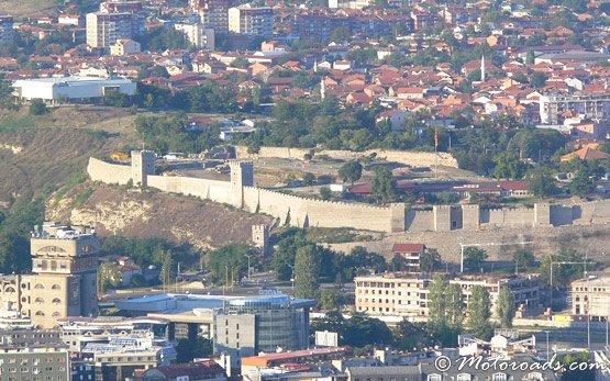 Крепость - Скопие