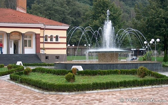 Fountain, Tryavna