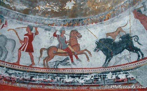 Frescoes, Haskovo