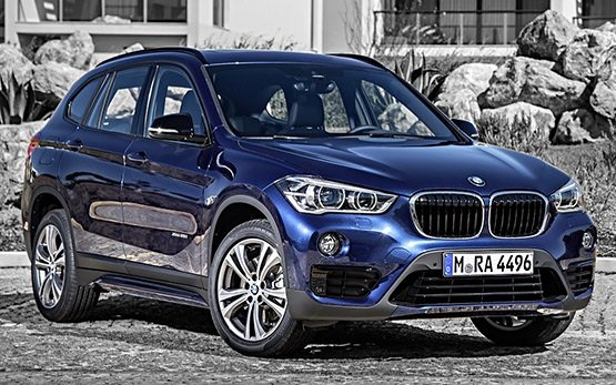 2016 Bmw X1 20 D Car Hire In Sofia