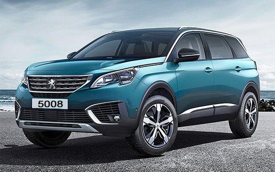 2020 Peugeot 5008 AUTO