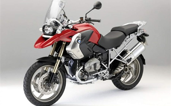 БМВ R 1200 GS - мотоциклы напрокат Малага