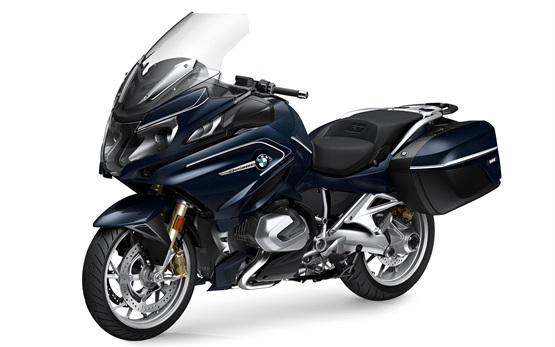 BMW R 1250 RT - motorbike rental in Barcelona