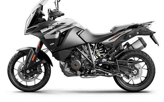 KTM 1290 Super Adventure S - rent a motorbike in Barcelona