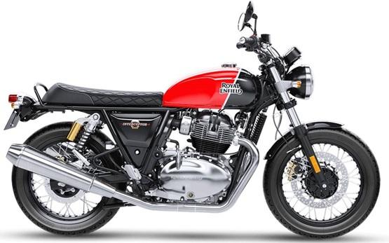Royal Enfield Interceptor 650 - alquilar una motocicleta en Espana