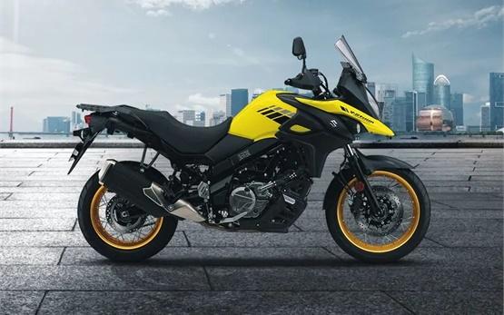 Suzuki V-Strom 650 ABS - Motorrad mieten Bulgarien