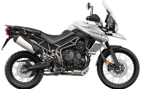 Triumph Tiger 800 XCa - alquiler de motocicletas en Malaga