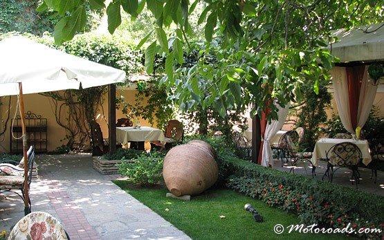 Garden, Haskovo