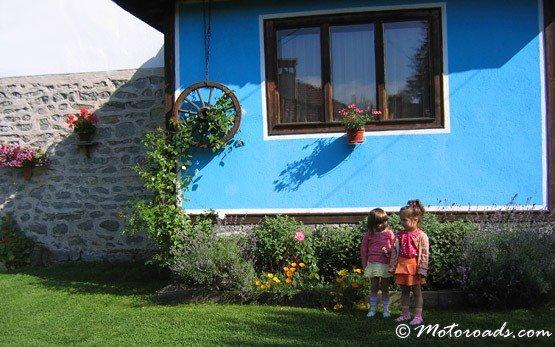 Garden, Town of Koprivshtitsa