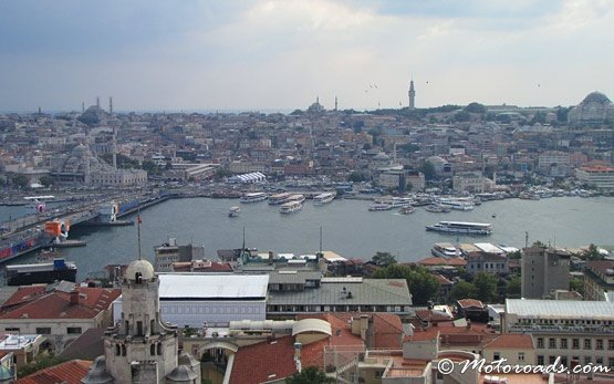 Золотой Рог - Стамбул