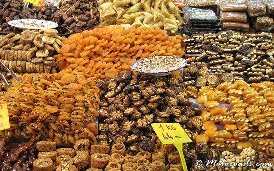 Большой рынок - Султанахмет