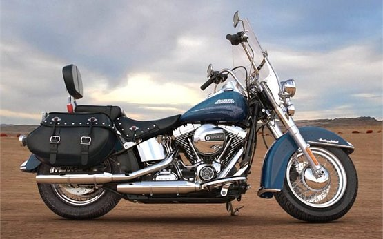 Harley-Davidson Heritage Softail Classic - alquilar una motocicleta en Malaga