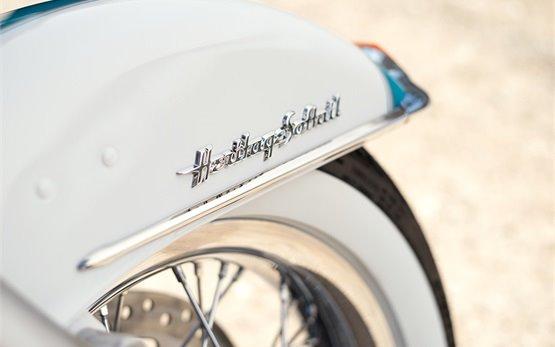 Харлей-Дэвидсон Heritage Softail Classic - мотоцикл на прокат в Малаге