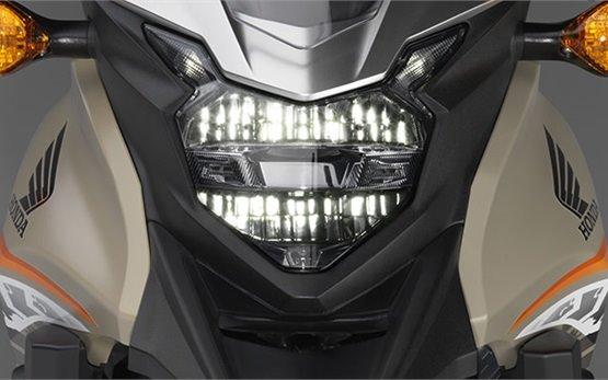 Honda CB500X - прокат мотоцикла Португалии