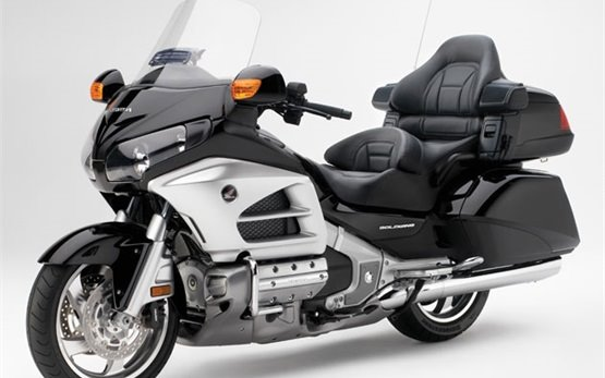Honda Gold Wing - аренда мотоциклов - Марсель Аэропорт