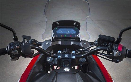 Honda NC750X DCT - аренда мотоциклов Польша