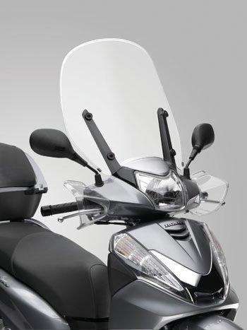 2011 Honda SH 300i - аренда скутеров - Ольбия