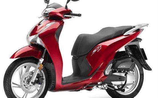 Honda SH 125 - скутеры напрокат в Флоренции