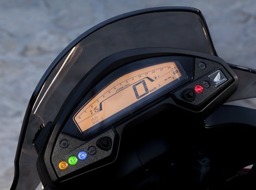 Honda VFR 800 X  - мотоцикл на прокат Турции