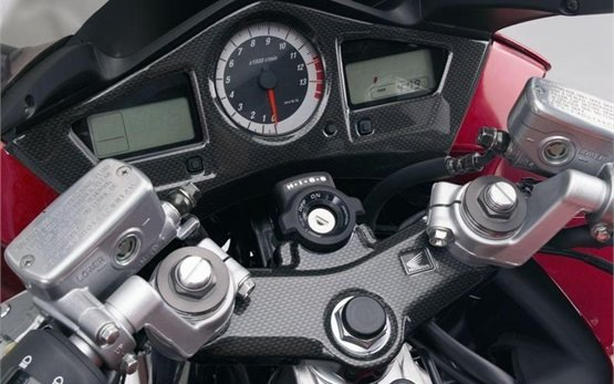 Honda VFR 800 X - аренда мотоциклов в Кане