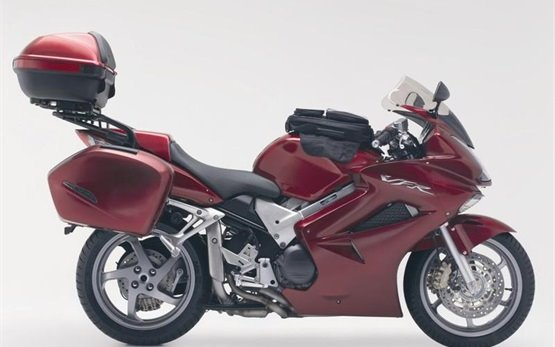 Honda VFR 800 X - rent a motorbike in France Nice Airport