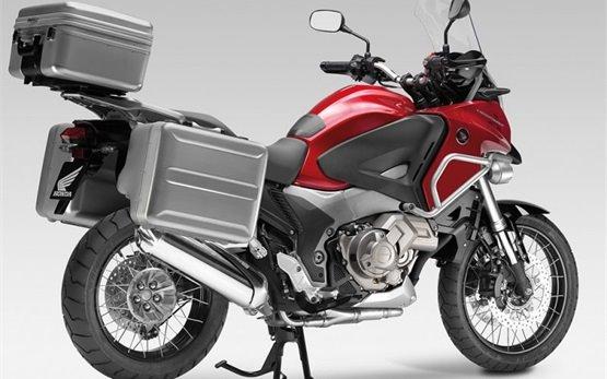 2015 honda vfr 1200 x crosstourer motorbike rental in. Black Bedroom Furniture Sets. Home Design Ideas